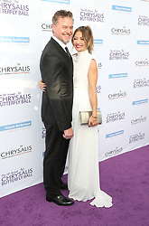 June 3, 2017 - Brentwood, CA, United States - 03 June 2017 - Brentwood, California - Eric Dane, Rebecca Gayheart. ''16th Annual Chrysalis Butterfly Ball held at a private residence. Photo Credit: F. Sadou/AdMedia (Credit Image: © F. Sadou/AdMedia via ZUMA Wire)