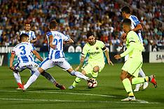 Leganes v FC Barcelona - 26 Sept 2018