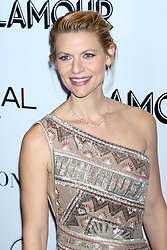 Claire Danes attends the 2018 Glamour Women of the Year Awards at Spring Studios in New York