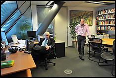 May 4 2012 Boris Johnson and Guto Harri