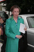 MARGARET BECKETT, Sir David and Lady Carina Frost annual summer party, Carlyle Sq. London. 5 July 2007  -DO NOT ARCHIVE-© Copyright Photograph by Dafydd Jones. 248 Clapham Rd. London SW9 0PZ. Tel 0207 820 0771. www.dafjones.com.