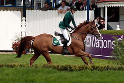 Twomey Billy (IRL) - Tinka's Serenade<br /> Dublin Horse Show 2011<br /> © Hippo Foto - Beatrice Scudo