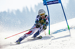 MUFFAT-JEANDET Victor of France competes during the Audi FIS Alpine Ski World Cup Men's Giant Slalom 58th Vitranc Cup 2019 on March 9, 2019 in Podkoren, Kranjska Gora, Slovenia. Photo by Matic Ritonja / Sportida