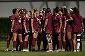 2018 Florida State Women's Soccer