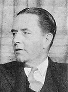 Robert Hudson, lst Viscount Hudson (1886-1957) British Conservative politician. Minister of Agriculture and Fisheries 1940-1945.