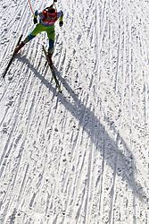 13.12.2014, Biathlonarena, Hochfilzen, AUT, E. ON IBU Weltcup, Staffel, Damen, im Bild Andreja Mali (SLO) // during Womens Relay of E. ON IBU Biathlon World Cup at the Biathlonstadium in Hochfilzen, Austria on 2014/12/13. EXPA Pictures © 2014, PhotoCredit: EXPA/ JFK