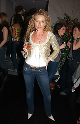 KELLY HOPPEN at the launch party for the 'Second Floor at Kettner' 29 Romilly Street, London W1 on 4th May 2006.<br /><br />NON EXCLUSIVE - WORLD RIGHTS