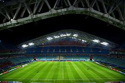 June 29, 2017 - Visão do Estádio Olímpico de Sochi após partida entre Alemanha x México válida pelas semifinais da Copa das Confederações 2017, nesta quinta-feira (29), realizada no Estádio Olímpico de Sochi, em Sochi, na Rússia. (Credit Image: © Heuler Andrey/Fotoarena via ZUMA Press)