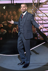 Shane Lynch is evicted from the Celebrity Big Brother House 2018, Elstree Studios, Borehamwood. Picture credit should read: Doug Peters/EMPICS Entertainment