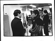 Kip Forbes, Ghislaine Maxwell. NY Academy of art 1995.