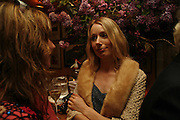Laura Medler and Nikky Dupin, Plum Sykes, book launch party, Annabel's, Berkeley Square, London, W1,10 May 2006.  Matthew Williamson, Catherine Vautrin, Laudomia Pucci host party to celebrate 'The Debutante Divorcee'. ONE TIME USE ONLY - DO NOT ARCHIVE  © Copyright Photograph by Dafydd Jones 66 Stockwell Park Rd. London SW9 0DA Tel 020 7733 0108 www.dafjones.com