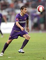 "Adrian Mutu (Fiorentina)<br /> Friendly Match <br /> 08 Aug 2007 <br /> Fiorentina-Primavera (5-0)<br /> ""Comunale"" Stadium-San Piero a Sieve-Italy<br /> Photographer Luca Pagliaricci INSIDE"