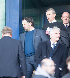 Falkirk's new manager Paul Hartley. half time : Falkirk 1 v 0 Dunfermline, Scottish Challenge Cup played 7/9/2017 at The Falkirk Stadium.