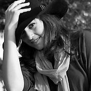 Carminho, fado singer, 2010