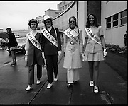 Rose of Tralee Finalists.05/09/1971