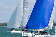 ISAF World Cup Miami, Nacra 17