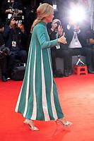 Dominique Lemonnier at the premiere of the film Suburbicon at the 74th Venice Film Festival, Sala Grande on Saturday 2 September 2017, Venice Lido, Italy.