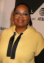 September 22, 2017 - New York, New York, U.S. - OPRAH WINFREY attends the New York Premiere of 'Released' at the TriBeCA TV Festival. (Credit Image: © Nancy Kaszerman via ZUMA Wire)