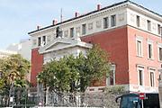Royal Spanish Academy, Madrid, Spain