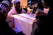 BROOKLYN, NEW YORK- FEBRUARY 10: New Yorkers and Tourists attend the 2nd Annual Black Comic Book Festival held at the Brooklyn Academy of Music (BAM) on February 10, 2019 in the Brooklyn section of New York City.  (Photo by Terrence Jennings/terrencejennings.com)