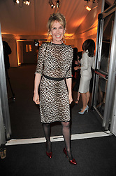 TRUDIE STYLER at a gala evening in aid of Ubuntu Education Fund held at Battersea Power Station, London on 4th May 2011.