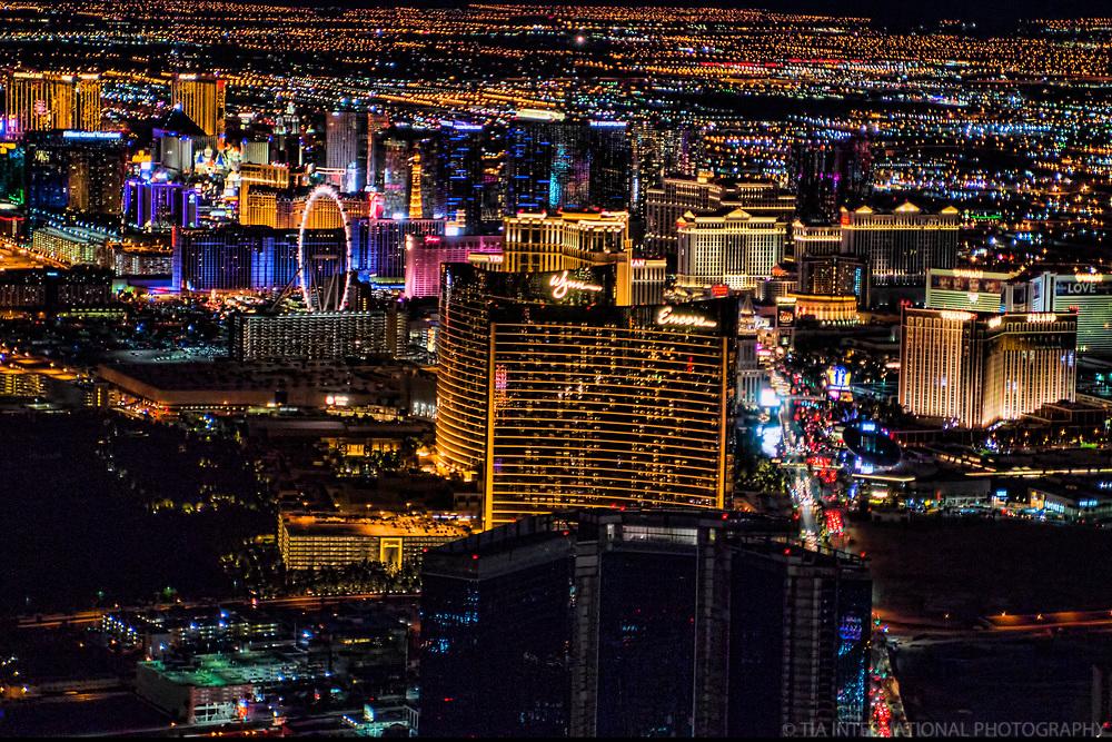 Las Vegas Strip & Valley
