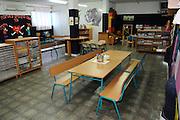 Israel, an empty preschool classroom
