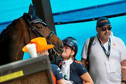 Van Der Horst Rixt, NED, Findsley<br /> World Equestrian Games - Tryon 2018<br /> © Hippo Foto - Sharon Vandeput<br /> 19/09/2018