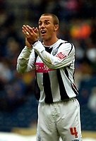 Photo: Ed Godden.<br />West Bromwich Albion v Colchester United. Coca Cola Championship. 19/08/2006. Albions' Chris Perry.