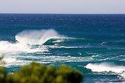 """Spot X is on the Victorian South West Coast<br /> This is not it's real name , it also goes by another , """"Luna Park"""" just for fun,it is a very seriouse wave, not for the novice surfer, a favourite wave for Bodyboarders and Tow-in (jet ski assist) standup surfers,"""