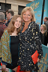 Alice Beer and her daughter Phoebe Pascoe arriving at The opening night of Wind in The Willows at the London Palladium, Argyll Street, London England. 29 June 2017.<br /> Photo by Dominic O'Neill/SilverHub 0203 174 1069 sales@silverhubmedia.com