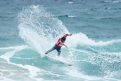 Jul 3, 2017 - KwaDukuza, South Africa - Jeremy Flores of France advanced to Round Three of The Ballito Pro after winning Heat 4 of Round Two. (Credit Image: © Kelly Cestari/World Surf League via ZUMA Wire)