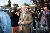 Fotball<br /> Frankrike<br /> Foto: Dppi/Digitalsport<br /> NORWAY ONLY<br /> <br /> PARIS SG - GRAILLE DISMISSAL - 03/05/2005<br /> <br /> FRANCIS GRAILLE IN CAMP DES LOGES AFTER HIS DISMISSAL