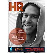 HEP REVIEW magazine cover