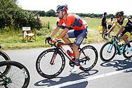 Sonny Colbrelli (ITA - Bahrain - Merida) during the Tour de France 2018, Stage 4, Team Time Trial, La Baule - Sarzeau (195 km) on July 10th, 2018 - Photo Luca Bettini / BettiniPhoto / ProSportsImages / DPPI