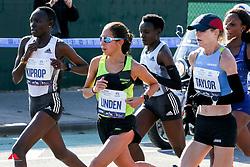 Kiprop, Linden, Taylor<br /> TCS New York City Marathon 2019