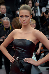 May 22, 2019 - Cannes, France - 72nd Cannes Film Festival 2019, Red Carpet film : 'Oh Mercy! (Roubaix, Une Lumiere)'.Pictured: Noel Capri Berry (Credit Image: © Alberto Terenghi/IPA via ZUMA Press)
