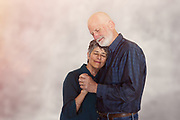 Baby Boomer Couple in Love
