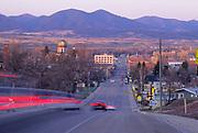 Lewistown, Montana.
