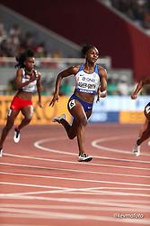 2019 IAAF World Athletics Championships held in Doha, Qatar from September 27- October 6<br /> Day 5