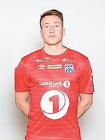 Fotball , Eliteserien 2017 , portrett , portretter ,  Kristiansund , KBK<br /> Sean Mcdermott