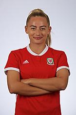 2019-08-26 Wales Women Headshots