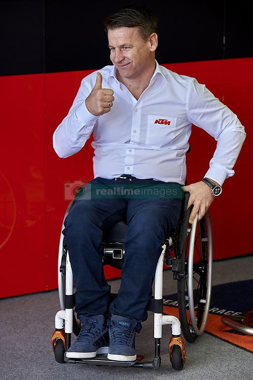November 20, 2018 - Valencia, Spain - Pit Beirer during the tests of the new MotoGP season 2019 at Ricardo Tormo Circuit in Valencia, Spain on 20th Nov 2018  (Credit Image: © Jose Breton/NurPhoto via ZUMA Press)