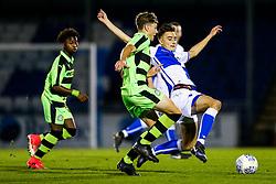 Harrison Chamberlain of Bristol Rovers U18 - Rogan/JMP - 02/11/2017 - FOOTBALL - Memorial Stadium - Bristol, England - Bristol Rovers U18 v Forest Green Rovers U18 - FA Youth Cup 1st Round.
