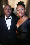 l to r: Gary L. Lampley and Nicole Cokley at The BRAG 38th Annual Scholarship & Awards Dinner Dance held at Cipraini- Wall Street on October 17, 2008 in New York City ..BRAG?s Annual Scholarship and Awards Dinner Gala highlights the achievements of distinguished leaders in retail and related industries who believe and support the BRAG vision.  It also provides financial scholarships to deserving students who exhibit financial need.  BRAG, through this event, offers its members networking opportunities, introduces its members to CEOs and other senior corporate executives, and supports professional development. The Gala also serves as the organization's key fundraising event for its scholarship, mentoring, and training program
