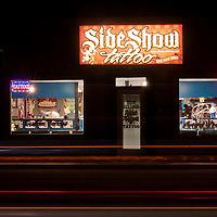 Side Show Tatoo