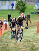 Sykkel  28 august  2004  Birkebeinerrittet  2004<br /> <br /> Vinner av eliteklasse menn , Massimo De Bertolis - Team of full Dynamix .  <br /> <br /> Nr .  2 ble Dario Acquaroli - Team of full Dynamix .  <br /> Hans ses bak .<br /> <br /> <br /> Foto : Dagfinn Limoseth - Digitalsport