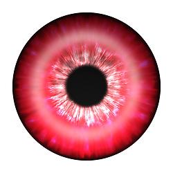 pink red eye iris eye iris eye iris