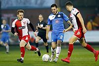 Rhys Turner. Kidderminster Harriers FC 3-1 Stockport County FC. Vanarama National League North. 10.4.18