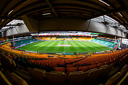 A general view of Carrow Road - Mandatory by-line: Phil Chaplin/JMP - 05/10/2019 - FOOTBALL - Carrow Road - Norwich, England - Norwich City v Aston Villa - Premier League